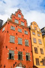 Stortorget place in Gamla stan, Stockholm