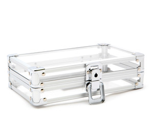 Transparent box