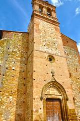 Llerena, Badajoz, iglesia de Santiago, Extremadura