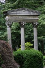 Grabmal Pfister-Ey Friedhof Bad Pyrmont