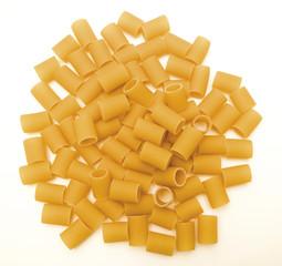 mezze maniche rigate italian pasta #01