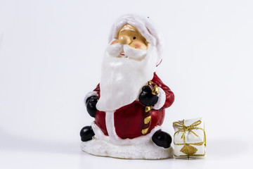 Babbo natale rosso