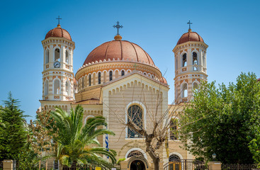 Thessaloniki cathedral
