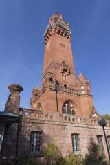 Grunewaldturm Untersicht