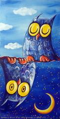 Night & day Owls