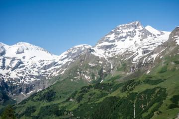 Hohe Tauern Mountain Range