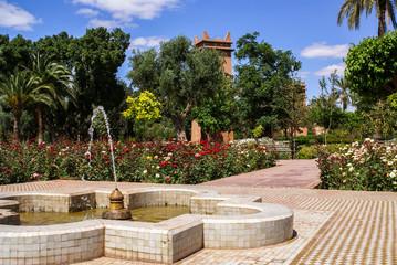 Marrakech parc