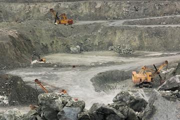 Group excavators