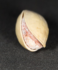 pistachio. close-up