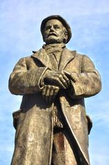 Madrid, monumento a Pío Baroja, Generación del 98