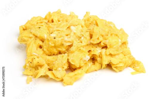 Leinwandbild Motiv Scrambled Eggs