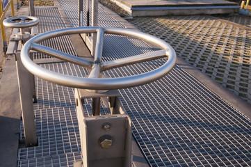 sewer valve
