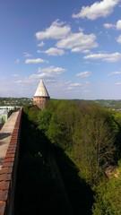 Старинная Смоленская крепость