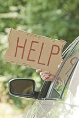 Motorist Needs Help