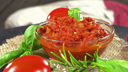 Homemade Tomato Sauce (loopable)