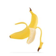 Banane in einer Banane