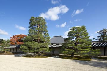 世界遺産京都天龍寺の庭園