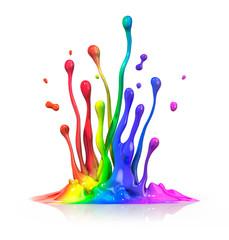 Farbspritzer 2