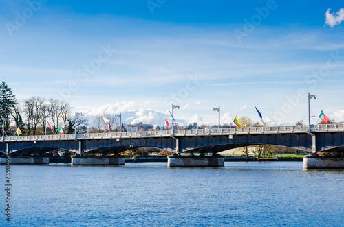 Papiers peints Pont Vichy, pont de Bellerive
