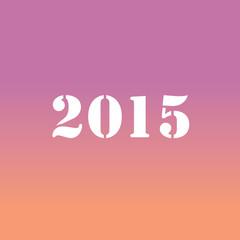 creative happy new year 2015 design