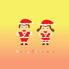 Santa claus vector cartoon
