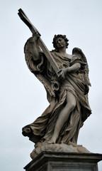 Statue du pont Saint-Ange