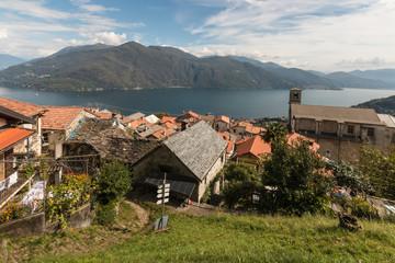 Sant' Agata  village, Piedmont