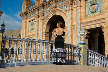 Seville,the girls