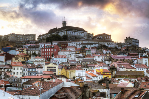 canvas print picture Coimbra