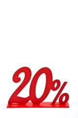 Двадцать процентов от. Скидка 20 процентах.