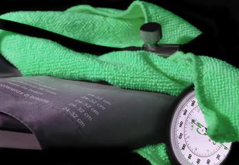 mesure de tension chez le médecin,cardiologie
