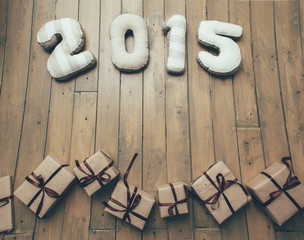 Happy New year 2015 and gifts