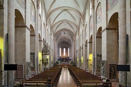 Dom Mainz Innenaufnahme - 73922559