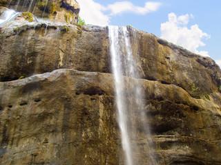 Chegemsky Falls