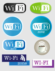 Wifi signs