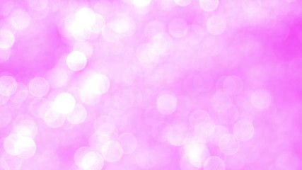 Blurred Light Pink Sparkles