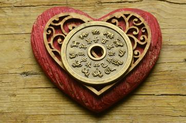 Horoskopi kinez Astrología china 中國占星學 Saint Valentine's Day