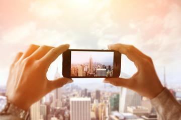 .Capturing New York City