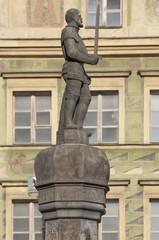Pregierz, Pranger,  Stary Rynek, Poznan, #8620