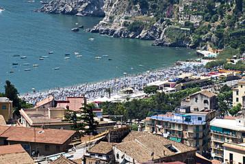 beach Vietri sul mare Amalfi Coast
