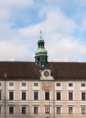 Hofburg zu Wien