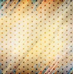 Polka dot background