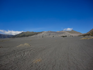 Mount Bromo in Indonesia
