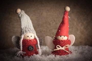 Weihnachtspüppchen