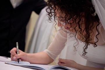 firma registri matrimonio