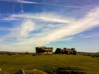 Torr dartmoor hexworthy devon UK