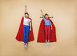 Children as superheroes - 73938725