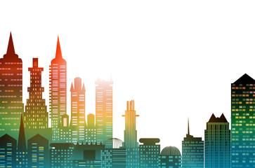 City background