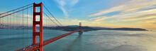 """Постер, картина, фотообои """"Golden Gate Bridge"""""""