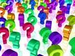 Fragen über Fragen - große Ratlosigkeit